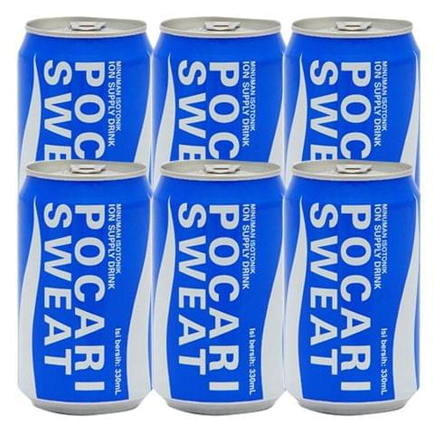 OFFER - 6x Pocari Sweat 330ml
