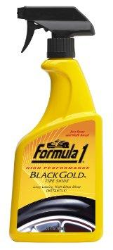 Formula 1 Black Gold Tire Shine  20 Z