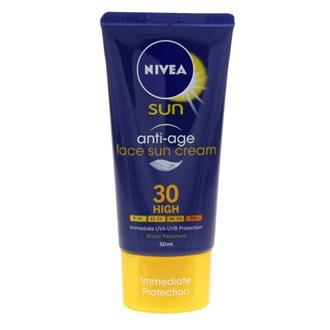 Nivea Sun Anti - Age Face Sun Cream SPF 30 50 ml