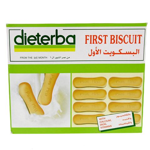 Dieterba First Month Biscuits 300grms.
