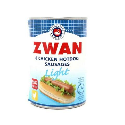 Zwan Hot Dog Saussage 200g