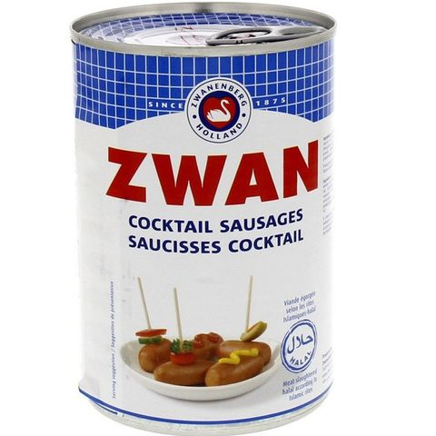 Zwan Cocktail Sausage 200g