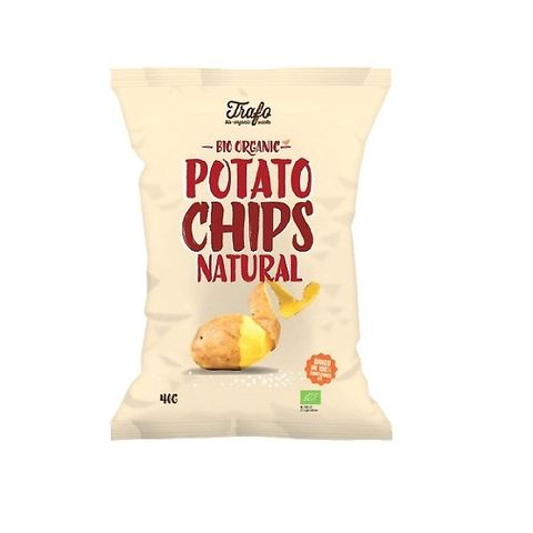 Potato Biochip Natural 40g