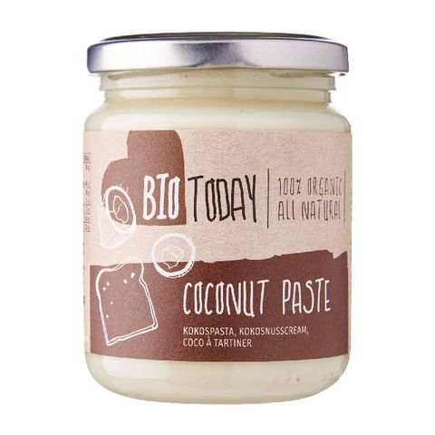 Biotoday Coconut Butter With Cacao Nibs 250g