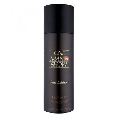 Bogart One Man Show Oud Body Spray 200ml