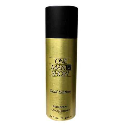 Bogart One Man Show Gold Body Spray 200ml