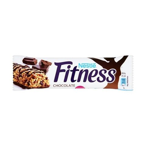 Fitness Chocolate Cereal Bar 23.5g