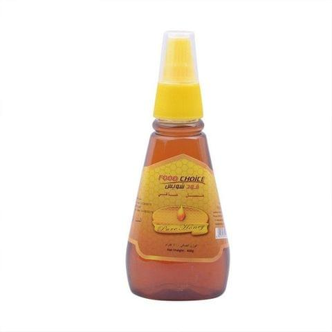 Food Choice Honey Squeeze Plastic Bottle 400g