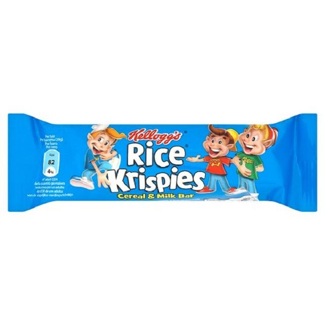 Kellogg's Ricekrispies Bar 20gm