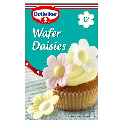 Dr.Oetker 12 Wafer Daisies