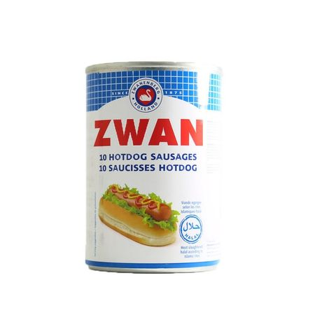 Zwan Chicken Hot Dog Hot And Spicy 200gm