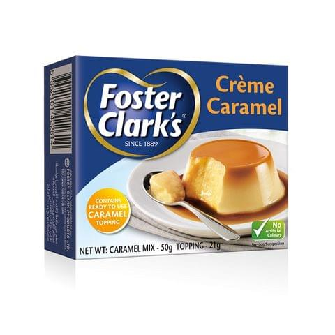 Foster Clark Creme Caramel @12packs Price Off