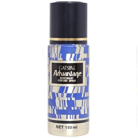 Gatsby 150ml Deodorant Spray-Advantage