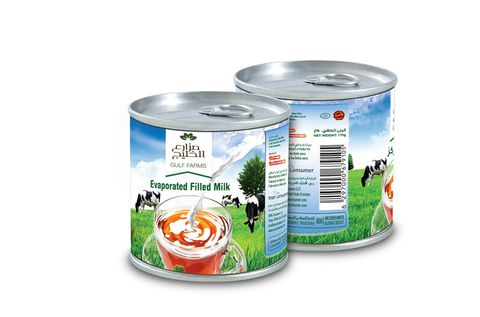 Gulf Farms Evaporated Milk 170gm