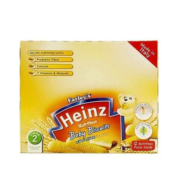 Heinz First Biscuits 12x60gm