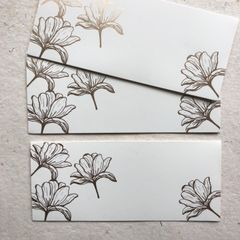 Magnolia Money Envelope Set