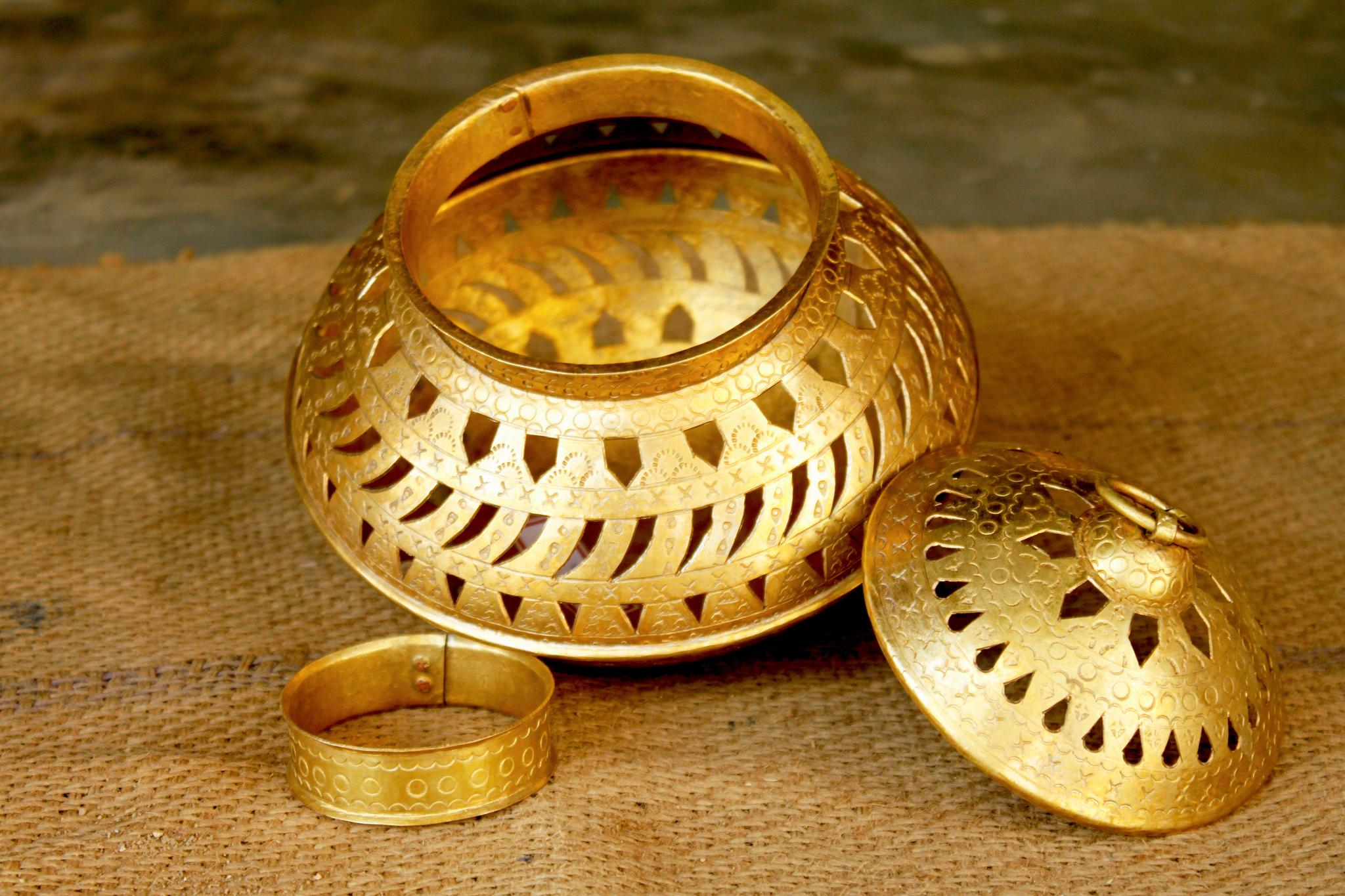 Hand Crafted Brass Ware
