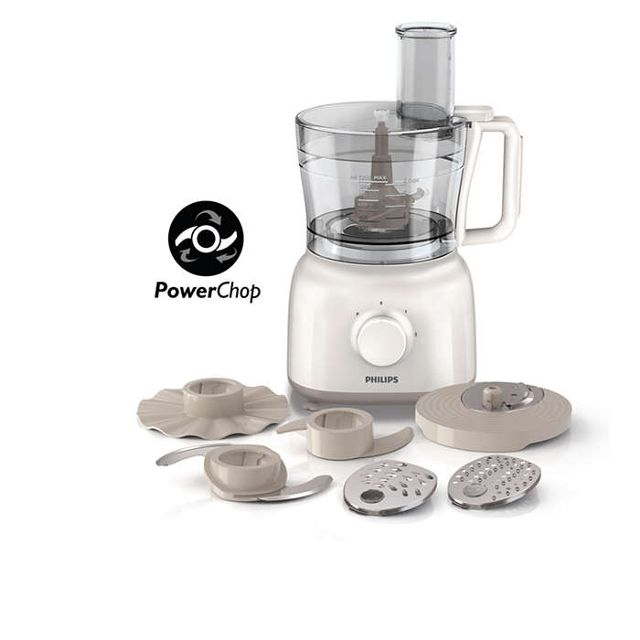 Philips HR 7627 650 W Food Processor