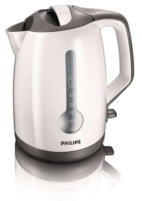 Philips HD4649/00 Electric Kettle(1.7 L, White)