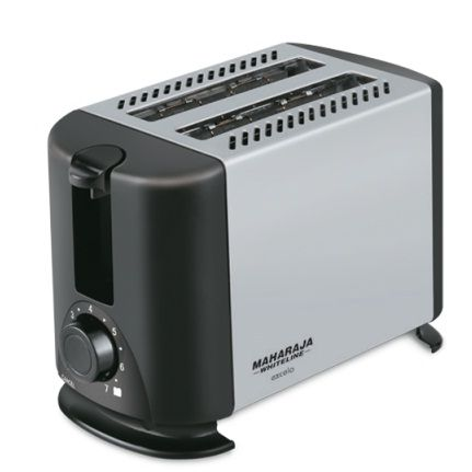 Maharaja Whiteline PT-101 600 W Pop Up Toaster