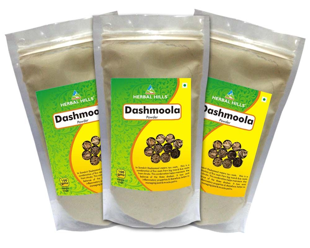 Dashamool Powder - 100 gms powder
