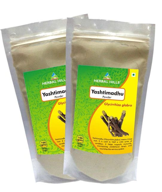 Yashtimadhu Powder - 100 gms powder
