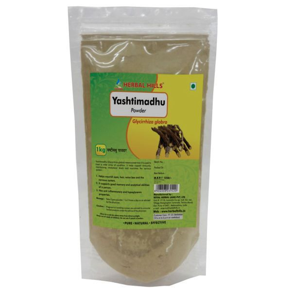 Yashtimadhu Powder - 1 kg powder