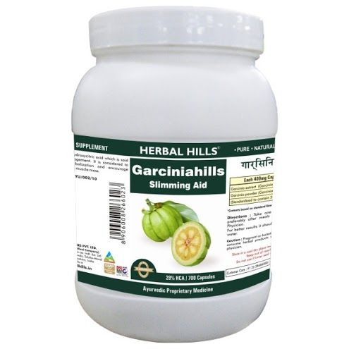 Garciniahills - Value Pack 700 Capsule