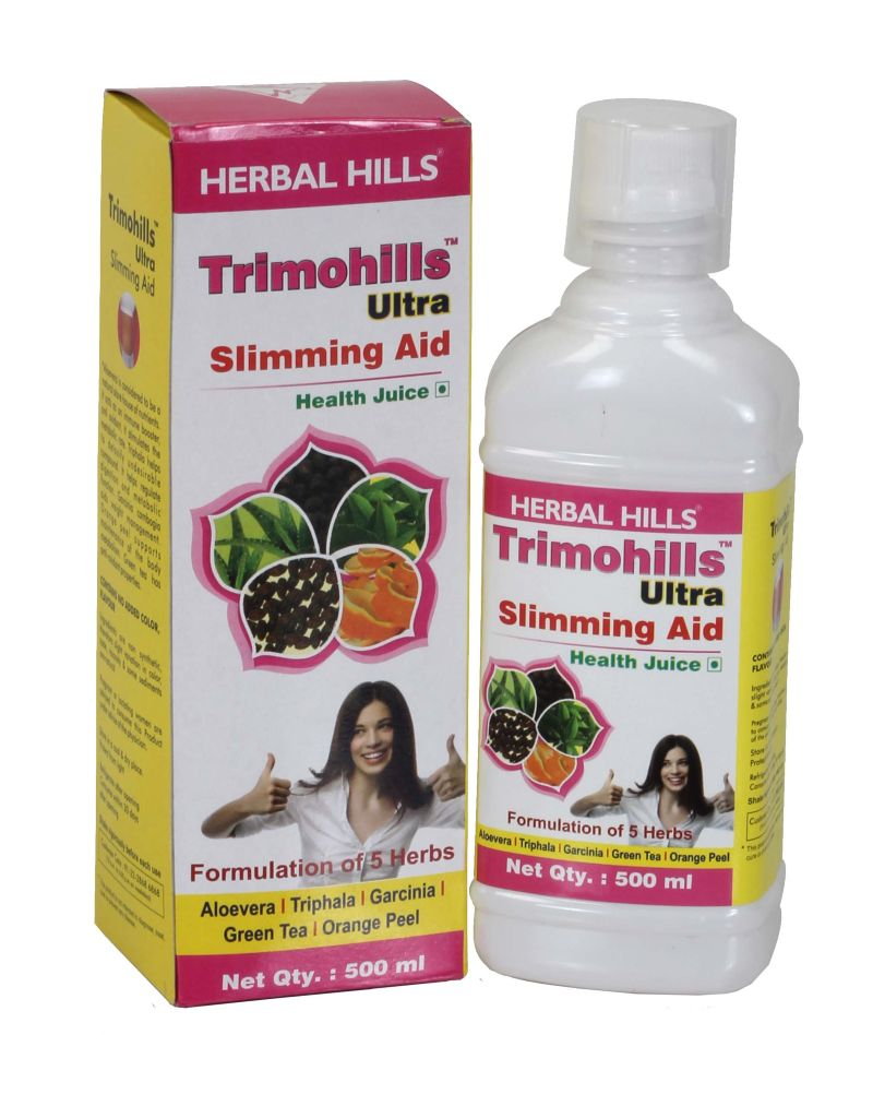 Trimohills Ultra Juice