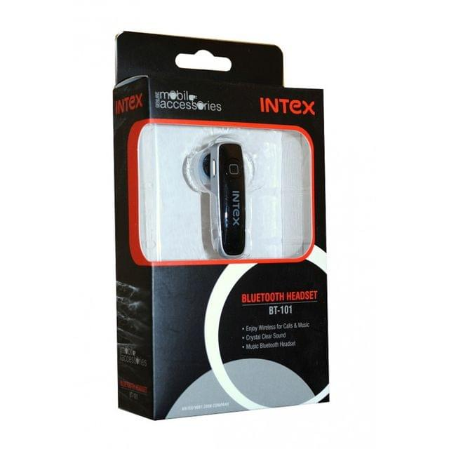 Intex Bluetooth Handsfree BT-101 Black