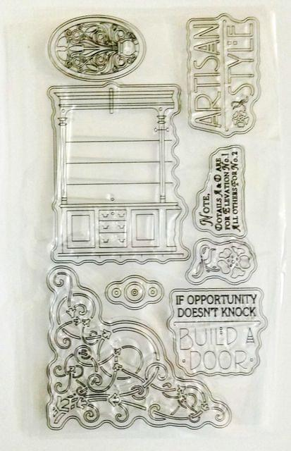 Clear Stamps - 039