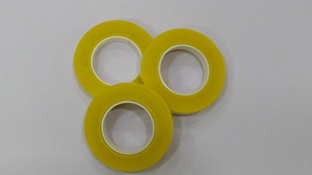 Tapes For Flower Making Yellow In Color