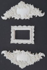 Reisn Embellishments Frame 04