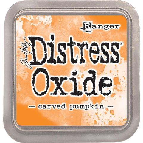 Ranger Carved Pumpkin - Tim Holtz Distress Oxide Ink Pad