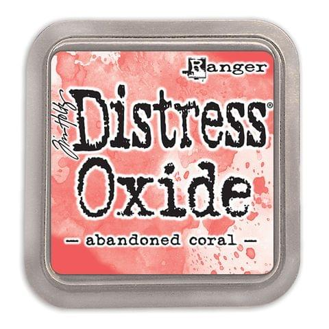 Ranger Abandoned Coral - Tim Holtz Distress Oxide Ink Pad