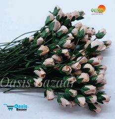 Micro Mini Rose Buds Pack of 100 buds 5 mm in Size 07