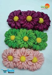 Sun Flowers Pack of 9 Flowers. mix colors 22