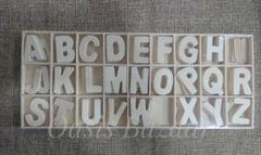 OASIS POPSICLE ALPHABET STICKS