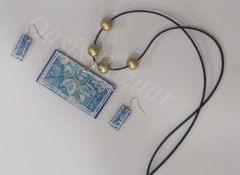 OASIS Handmade Jewellery Rectangle