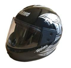 Strong Full Face Helmet (ISI Certified)
