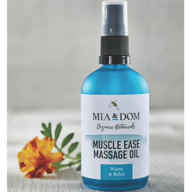 Muscle Ease Massage Oil