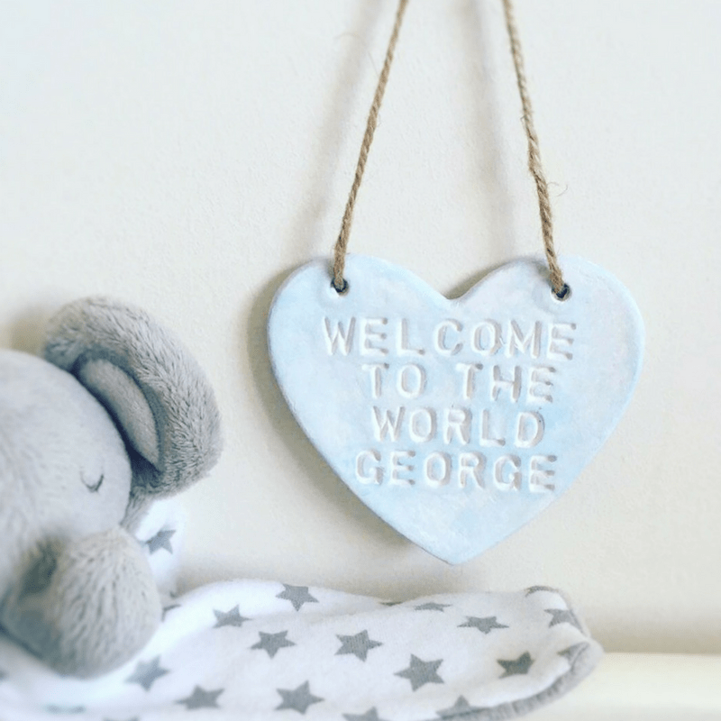 Welcome to the World - Blue