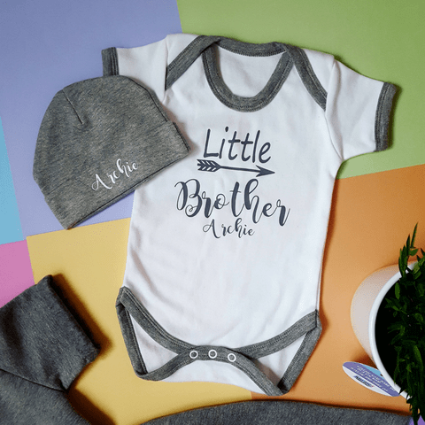 Little Brother/Sister Bodysuit