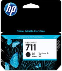 Hp 711 138ml Black Ink Catridge (CZ129A)