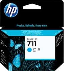 Hp 711 29ml Cyan Ink Catridge (CZ130A)