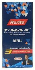 RORITO TERAMAX GEL INK BLUE  REFILL