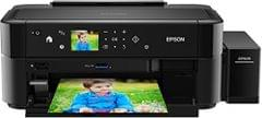 Epson L-810 14 W Photo Printer(Black)