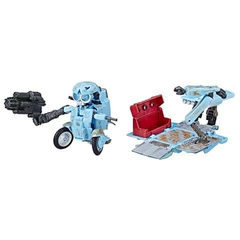 Transformers The Last Knight Premier Deluxe Edition Autobot Sqweeks