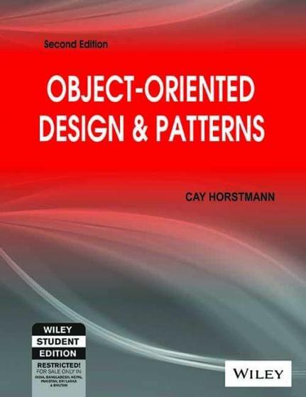 Object Oriented Design & Patterns Ed.2