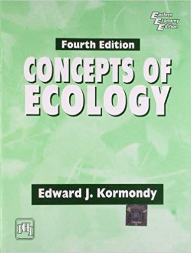 Concepts Of Ecology Ed.4